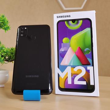 Harga Terjangkau, Ini Keuntungan Pakai Samsung Galaxy M21