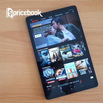 5 Alasan Enaknya Nonton Film Pakai Samsung Galaxy Tab S6 Lite