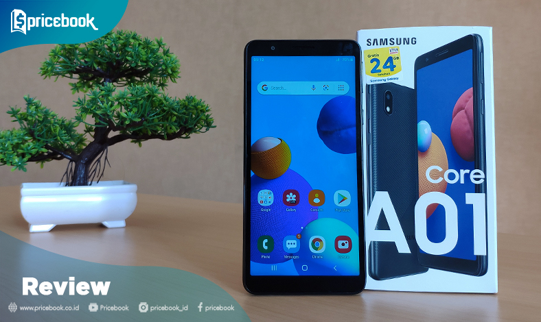Review Samsung Galaxy A01 Core