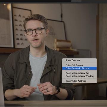 Cara Nonton YouTube di MacBook Pakai PiP
