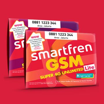 Daftar Harga Paket Internet Smartfren Murah Mulai 5 Ribuan