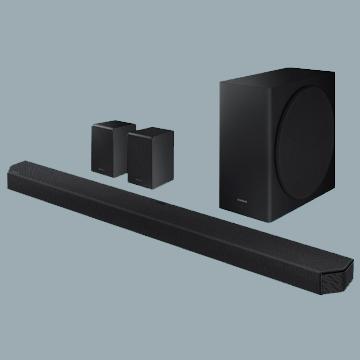 Samsung Soundbar HW-Q950T, Pertama dengan Audio 9.1.4 Channel