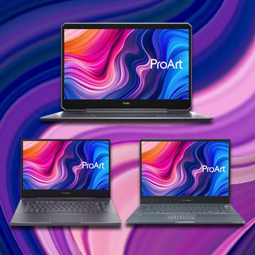 ASUS Rilis 5 Laptop ProArt dengan Fitur Terbaik di Kelasnya
