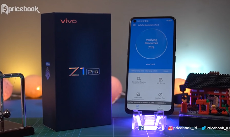 vivo Z Series