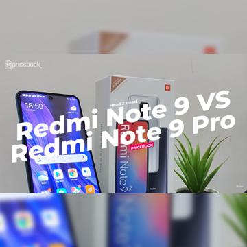 Redmi Note 9 vs Redmi Note 9 Pro, Ini Dia Bedanya!