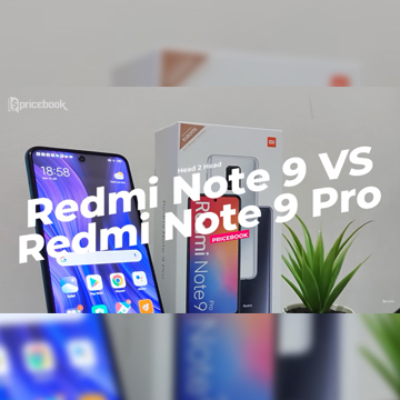 Xiaomi Redmi Note 9 VS Redmi Note 9 Pro, Bedanya Apa Yak?