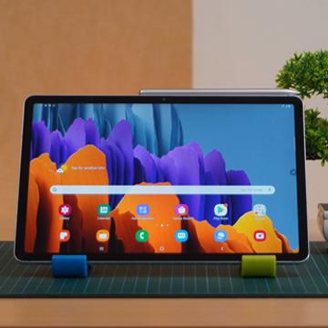 Menjajal Fitur-fitur Keren di Samsung Galaxy Tab S7