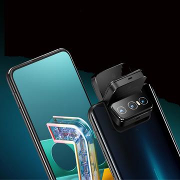 ASUS Zenfone 7 Tawarkan Desain Kamera Flip Selfie Unik