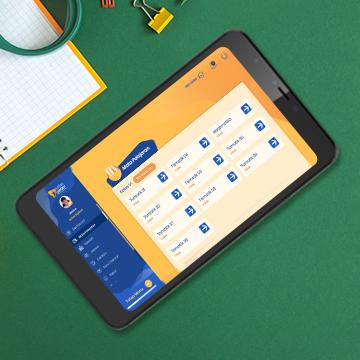 ADVAN TAB 8ELAJAR, Tablet Pintar untuk Anak Sekolah
