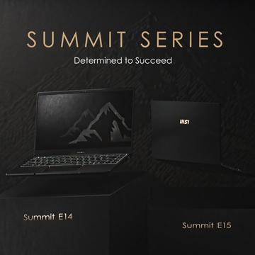 4 Laptop Baru MSI Summit Intel Core i7 Gen 11 Siap Meluncur