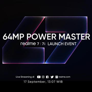 realme 7 dan 7i Siap Hadir ke Indonesia, Ini Bocoran Speknya!