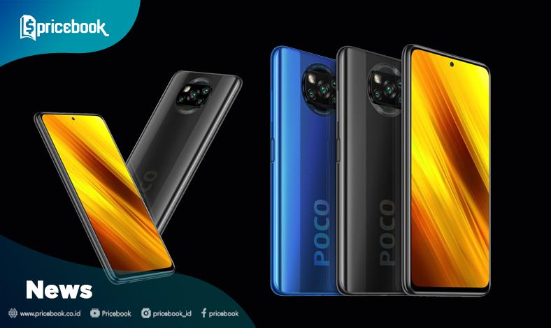 Poco X3 Smartphone Pertama Dengan Snapdragon 732g Pricebook