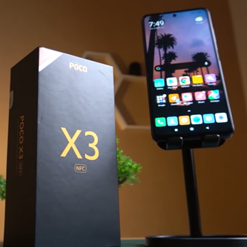Harga Poco X3 NFC Cuma 3 Jutaan, Cocok Buat Gaming