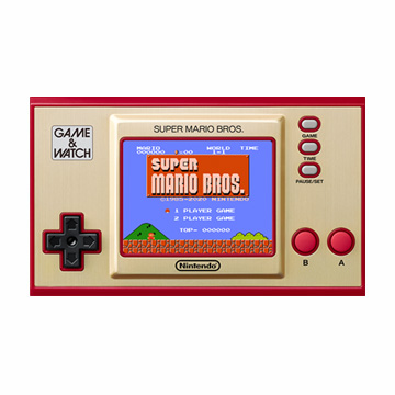 Klasik! Nintendo Bakal Rilis Super Mario Bros Game Watch