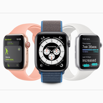 Apple Watch Series 6 Punya Fitur Deteksi Oksigen dalam Darah