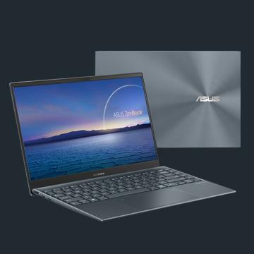 ASUS ZenBook 13 dan 14, Desain Classy dan Performa Tinggi