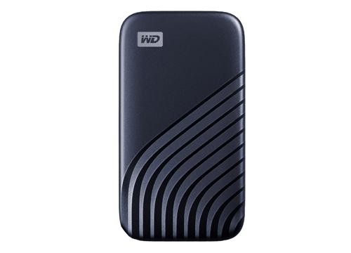 WD SSD portabel