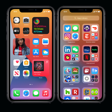 10 Fitur Terbaru iOS 14, Aneh, Logo Apple Bisa Berfungsi?
