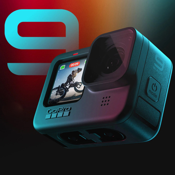 4K Masih Kurang, GoPro Hero9 Black Bisa Rekam Video 5K