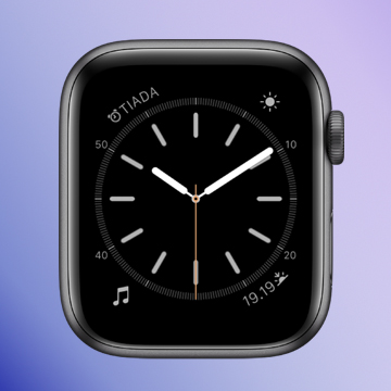 Cara Mengganti Tampilan Apple Watch Faces di watchOS 7