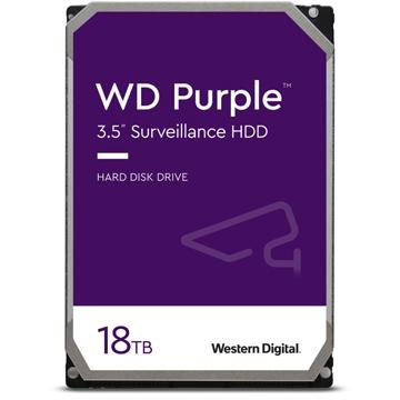 Harddisk WD Purple Punya Kapasitas 18TB?
