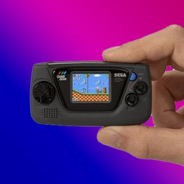 Sega Game Gear Micro, Game Handheld Paling Kecil di Dunia!