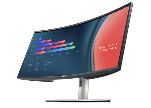 dell ultrasharp 34 curved usb-c