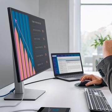 Dell UltraSharp, Monitor Khusus Buat Para Kreatif dan Profesional
