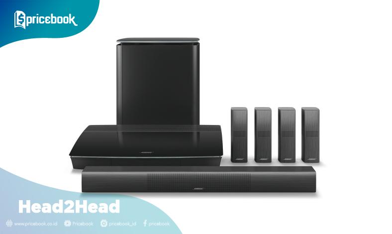 Soundbar vs speaker home theater