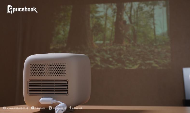 benq gs2 smart proyektor portable