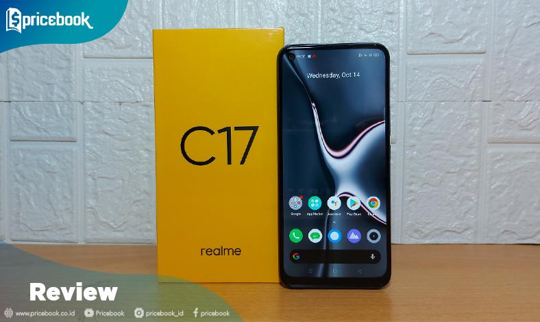 Review realme C17