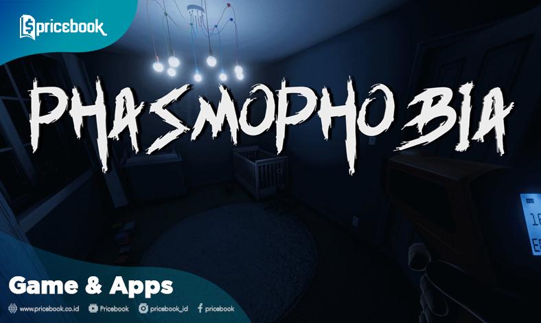 game horor phasmophobia