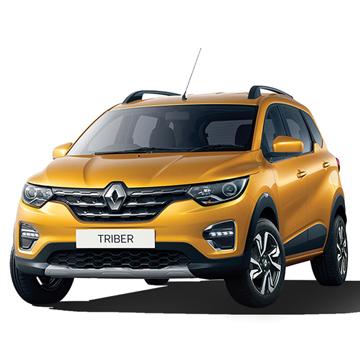 Renault Triber AT, Dibekali Transmisi Tiptronic, Harga 100 Jutaan!