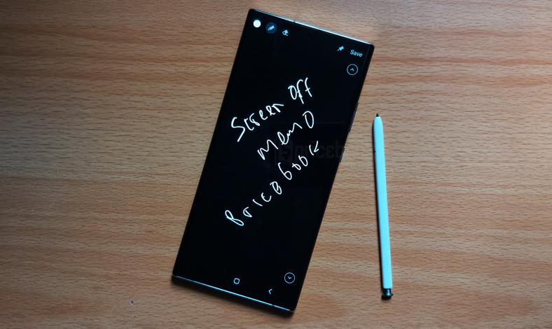 S Pen di Galaxy Note20 series