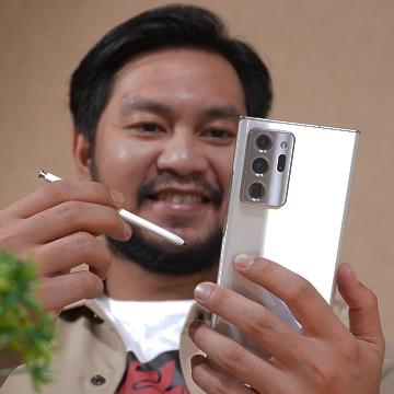 5 Hal yang Membuat S Pen di Galaxy Note20 series Begitu Istimewa