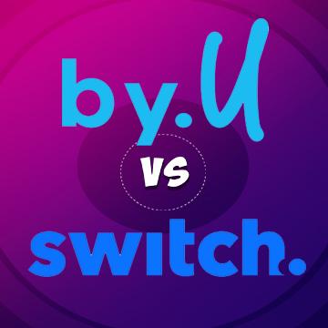 Perbandingan Paket Kuota Bebas by.U dan switch, Mana yang Terbaik?