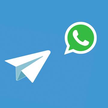 Cara Menggunakan Stiker Telegram di WhatsApp