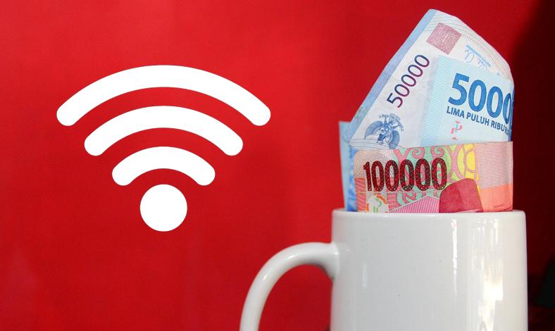 perbandingan harga paket provider digital
