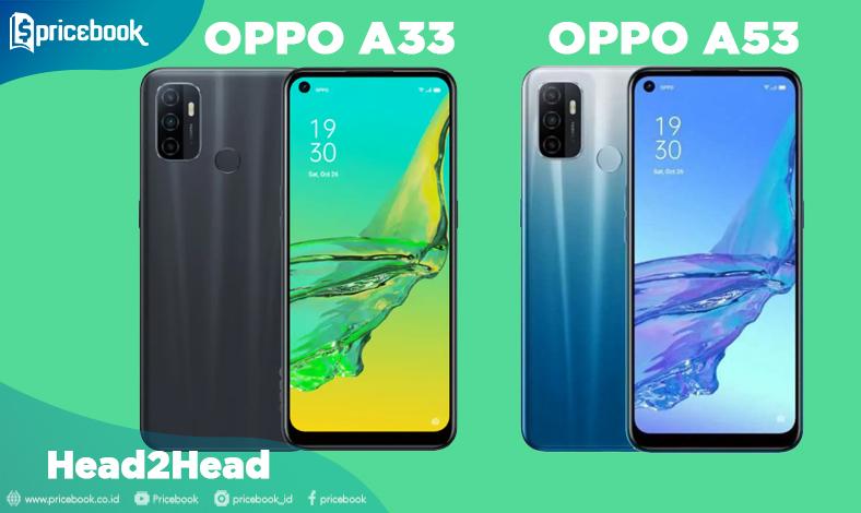 OPPO A33 vs OPPO A53