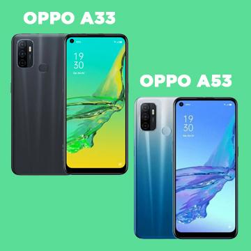 OPPO A33 vs OPPO A53, Mana yang Lebih Menarik Dibeli?