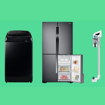 Samsung Rilis 3 Home Appliances Terbaru, Ini Harganya