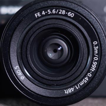 Sony FE 28-60mm F4-5.6, Lensa Zoom Full-frame Terkecil Berkualitas