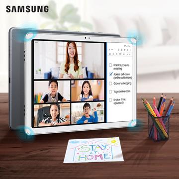 Samsung Galaxy Tab A7, Bisa untuk Bekerja dan Belajar