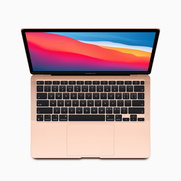 Apple Luncurkan MacBook Air dan MacBook Pro 13 dengan Chip M1