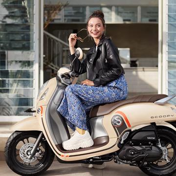 Honda Rilis All New Scoopy Generasi Baru, Harga Mulai 19 Jutaan