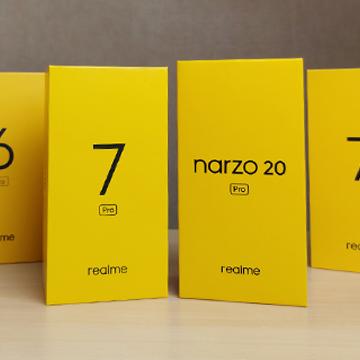 12 Hp realme RAM 8 GB Terbaik 2021