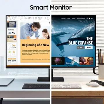 Samsung Luncurkan Smart Monitor, Bisa Buat PC, Bisa Jadi Smart TV