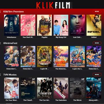 KlikFilm, Nonton Film Online Cuma 10 Ribuan! Begini Cara Nontonnya