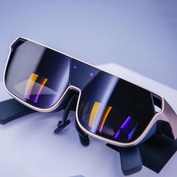 OPPO AR Glass 2021, Kacamata Pintar dengan Teknologi CybeReal AR