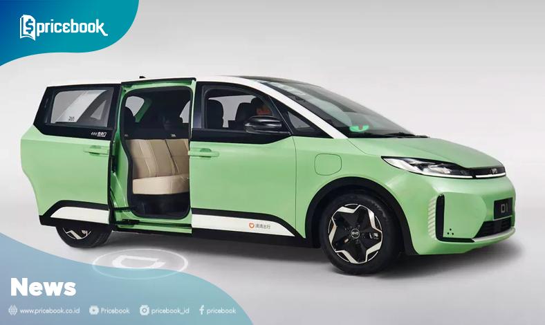 mobil listrik taksi online